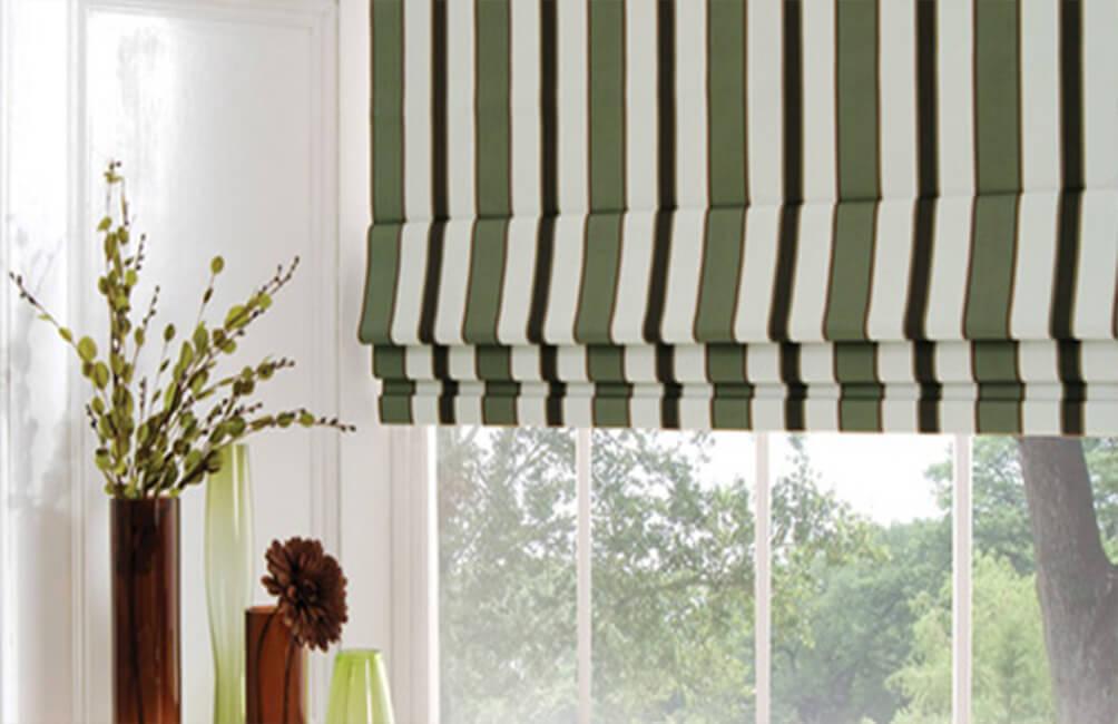 Римские шторы для кухни - 50 фото интерьеров.