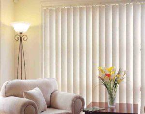 vertical blinds in dubai