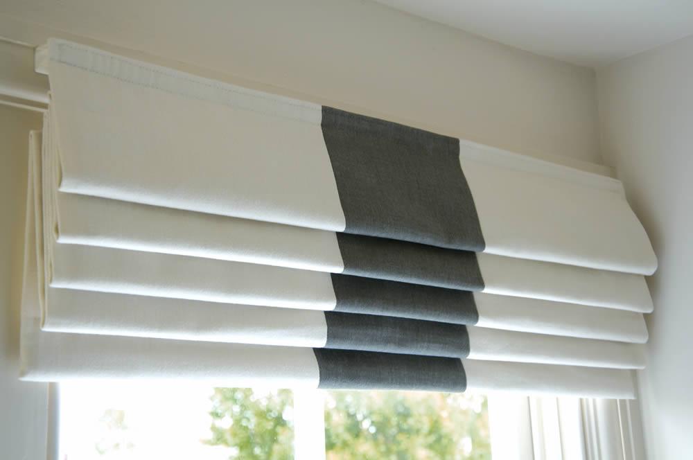 Roman Blinds Blinds Amp Curtains Hawashim Curtain Dubai Uae