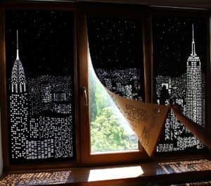 dubai blackout curtains