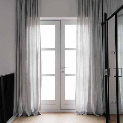 best linen curtains shop in dubai.
