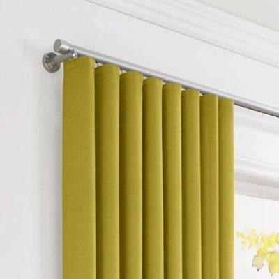 Ripple Fold Curtains in Dubai