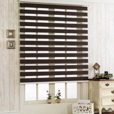 Buy zebra blinds from the best blinds dealer in dubai.
